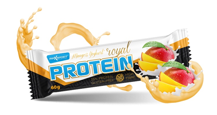 Royal Protein Bar – Mango
